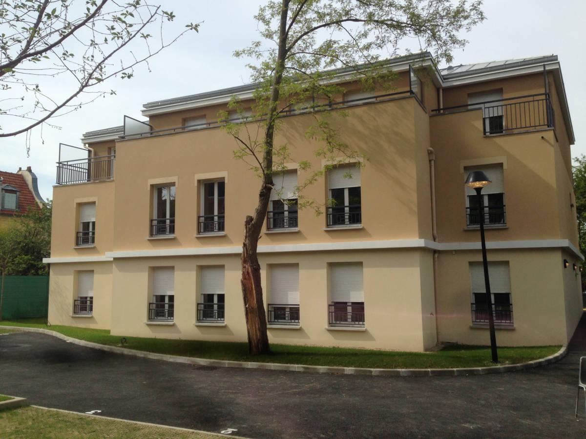 Le Richelieu à Soisy (95230) -10 logements