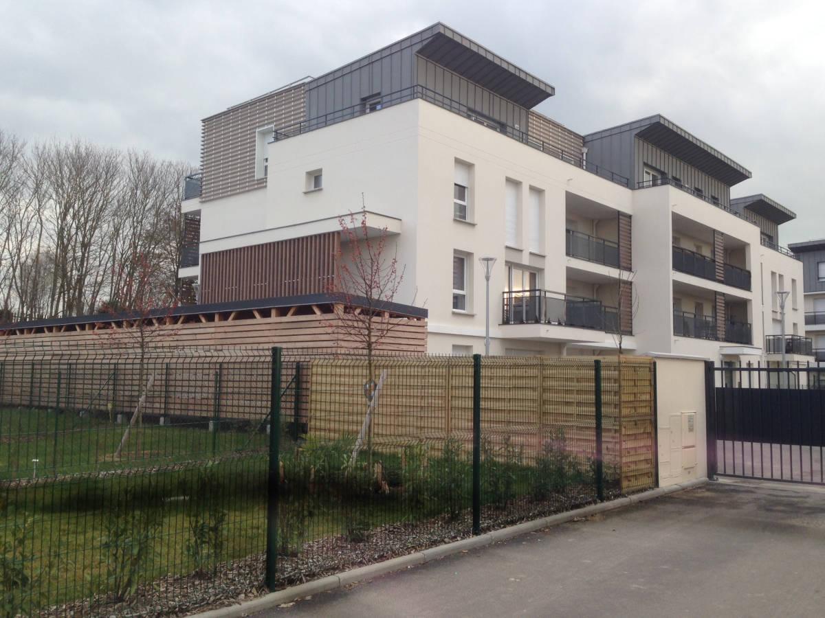 ZAC des Portes de Bondoufle - 60 logements