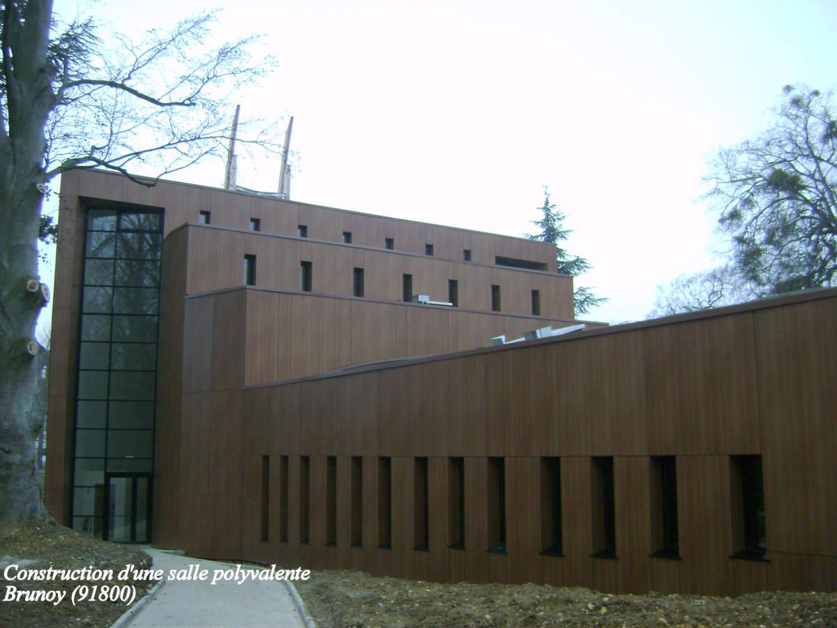 Salle polyvalente à Brunoy (91800) - 1450m²